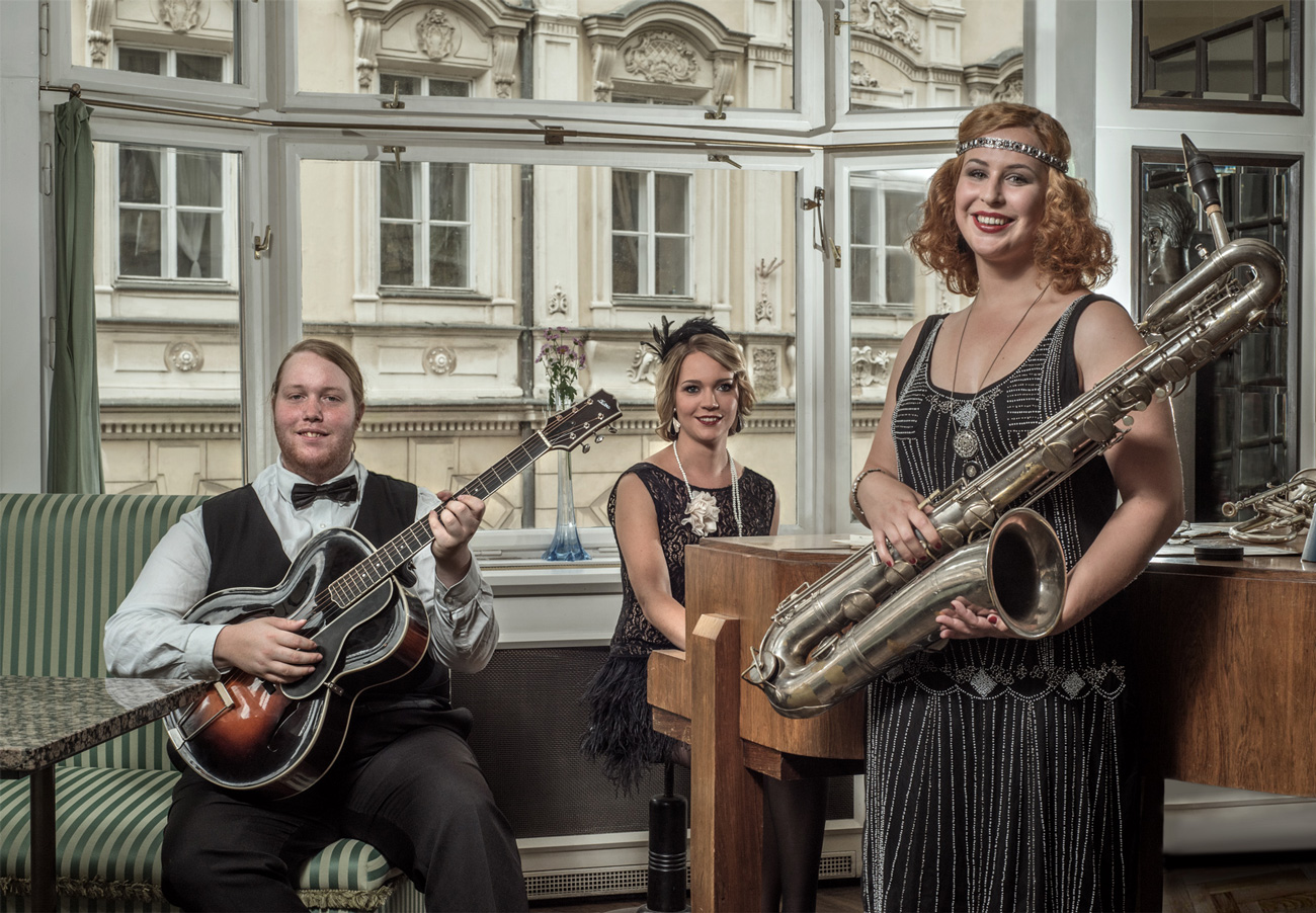 Výsledek obrázku pro Prague Rhythm Kings